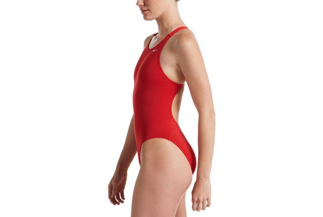 patrocinado Hubert Hudson Murmullo  Nike Swim Hydrastrong Solids Traje Baño Una Pieza Fastback Mujer,  university red | Campz.es